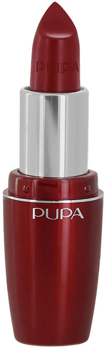 "PUPA Губная помада ""Pupa Volume"", тон 400 винтажный красный , 3.5 мл."