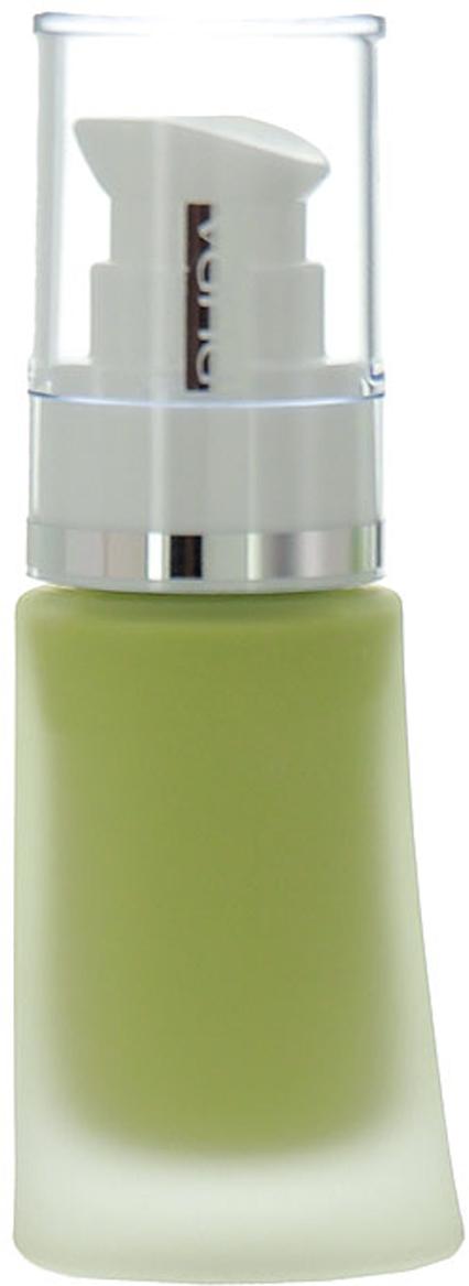 PUPA Основа под макияж Smoothing Foundation Primer, тон 02 зеленый, 30 мл. pupa основа под макияж smoothing foundation primer тон 03 фиолетовая 30 мл