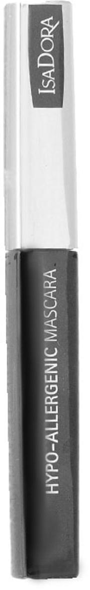 Тушь для ресниц Isa Dora Hypo-Allergenic Mascara, гипоаллергенная, тон №02, цвет: темно-коричневый, 7 мл bell тушь для ресниц push up mascara тон 1 8 мл