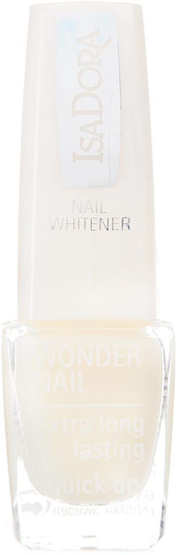 "Лак для ногтей Isa Dora ""Wonder Nail"", тон №604, цвет: отбеливающий, 6 мл"