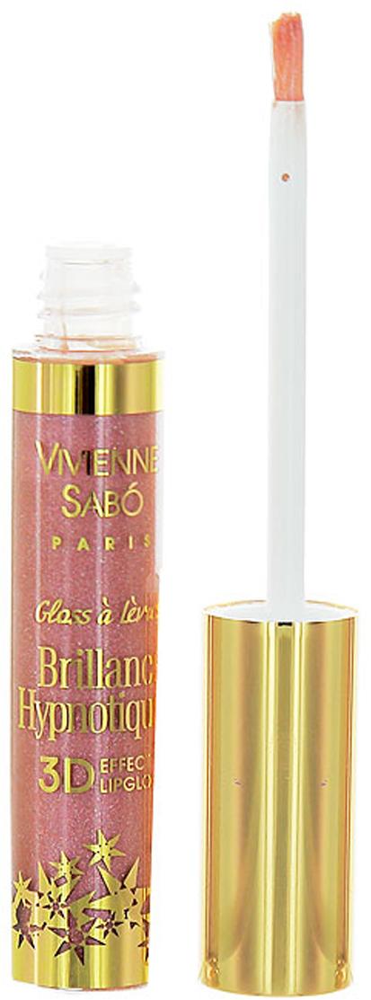 Vivienne Sabo Блеск для губ с 3D эффектом