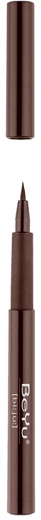 BeYu Подводка для век Liquid Fine Liner, тон №03, 1,1 мл111816Добавить выразительности взгляду и установить абсолютный контроль над стрелками позволит подводка-фломастер BeYu Liquid Fine Liner. С ее помощью так просто и легко вывести любой контур на глазах! Стрелка может быть изысканной и тонкой, как легкий намек, или же стремительно изогнутой, говорящей о вашем победном настроении. Палитра оттенков подводки включает в себя морозный синий, шоколадный коричневый, угольный черный и роскошный фиолетовый. Вошедшие в состав увлажнители и силикон обеспечат стойкость и эластичность, это надежная защита для чувствительной кожи век. Характеристики: Объем: 1,1 мл. Тон: №01. Производитель: Германия. Артикул:367.03. Товар сертифицирован.