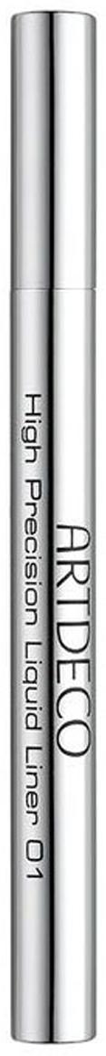 Artdeco Подводка для век High Precision Liquid Liner, тон №01, 0,55 мл гантель обрезиненная mb barbell фитнесс 6 0 кг цветная