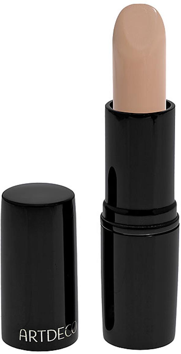 Artdeco Маскирующий стик Perfect Stick, тон №1; 4 г495.1Механический маскирующий стик Artdeco Perfect Stick с маслом чайного дерева легко справляется с самыми досадными проблемами на лице! Великолепный маскирующий эффект работает в дуэте с антисептическим и противовоспалительным действием. Нежный аромат эфирных масел напоминает вам, что использовать корректор можно везде за исключением области глаз. Экстракт зеленого чая и ромашки, фарнезол и масло чайного дерева - настоящая аптека здоровья в маленьком флаконе Perfect Stick!Профессиональные советы: чтобы скрыть покраснения, расширенные сосуды или мелкие рубцы, воспользуйтесь зеленым маскирующим карандашом (тон №6). Для маскировки пигментных пятен и синяков идеально подходят оттенки (№3 и №5). Характеристики: Вес: 4 г. Тон: №1. Производитель: Германия. Артикул:495.1. Товар сертифицирован.