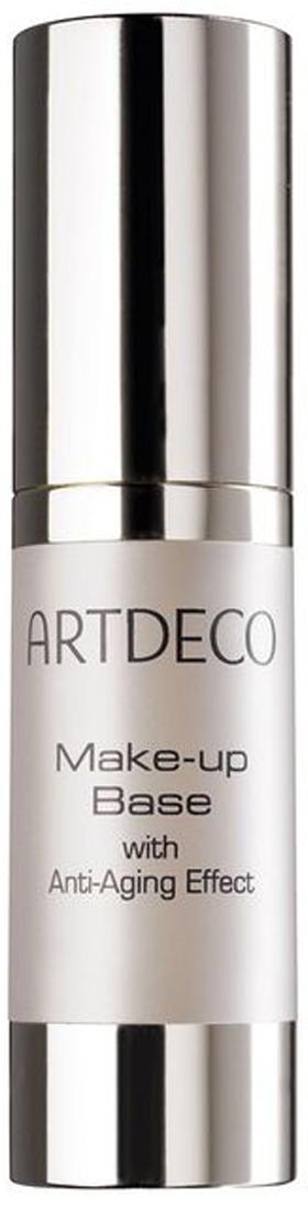Artdeco База под макияж Make Up Base, 15 мл4600Новая база для макияжа с анти-возрастным эффектом Artdeco Make Up Base.Легкая и нежная гелевая текстура с обогащенной формулой станет прекрасной основой для макияжа;Делает нанесение тонального средства легким и увеличивает его стойкость;Морщинки и мелкие дефекты кожи становятся менее заметными;Можно использовать без последующего макияжа;Не содержит отдушек;Формула с амино-пептидами повышает способность кожи к обновлению и сохраняет молодость кожи. Пептид Vinci 02 запускает регенеративные механизмы в клетках кожи, увеличивает выработку коллагена и кератина, способствует повышению упругости кожи. Кожа лица, а также кожа вокруг глаз и контуры губ становится более увлажненной, мягкой и привлекательной. Пептид A.T. сохраняет Кальций в клетках кожи и препятствует одному из факторов старения - потеря Кальция. Ваша кожа остается более молодой и нежной. Профессиональный совет: наносите средство на лицо исключительно пальцами и в очень небольшом количестве, растушевывая тщательно и аккуратно. Через несколько секунд можно наносить тональную основу. База придает тональному крему исключительную стойкость! Характеристики: Объем: 15 мл. Производитель: Германия. Артикул:4600. Товар сертифицирован.