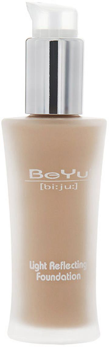 BeYu Крем тональный Light Reflecting Foundation, тон №05, 30 мл38625Легкий тональный крем BeYu Light Reflecting Foundation создан для преображения вашей кожи. Светоотражающие частицы в его составе рассеивают свет и сглаживают мелкие недостатки кожи, делая ее совершенной при любом освещении. Он особенно подходит обладательницам смешанного типа кожи: входящий в состав уникальный компонент сквален кондиционирует и питает кожу. Специальные абсорбенты активизируются только на жирных участкахлица, матируя и предотвращая появление блеска. Крем содержит витамин Е и солнцезащитный фильтр SPF 8, что надежно оградит вашу кожу от вредного воздействия окружающей среды. Стильный флакон из матового стекла, с дозатором особенно удобен в применении, его гигиеничность и экономичность сложно недооценить. Характеристики: Объем: 30 мл. Тон: №05. Производитель: Германия. Артикул:38625. Товар сертифицирован.