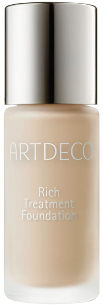 Artdeco Тональная основа Rich Treatment, тон №10, 20 мл artdeco artdeco гель лак для ногтей art couture 942 venetian red 10 мл