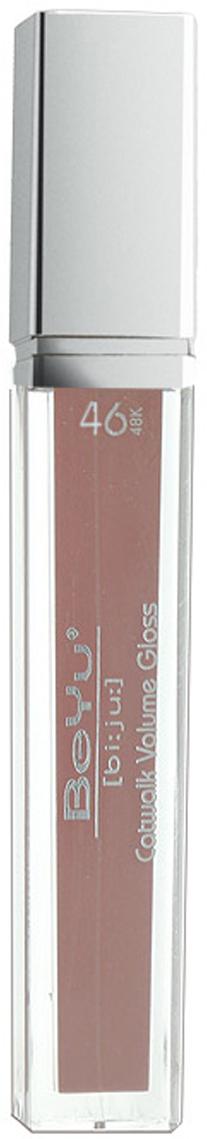 BeYu Блеск для губ Catwalk Volume, тон №46, 7 мл33646Глянцевый блеск для губ BeYu Catwalk Volume с эффектом влажных губ содержит активный комплекс Maxi Lip, который придает максимальный объем и действует в 3-х измерениях, обеспечивая увеличение объема, четкости контура и увлажнение. Благодаря высококачественным маслам, входящим в состав, кожа губ получает дополнительный уход и защиту, становится гладкой и шелковистой. Сочные карамельно-сливочные оттенки наполняют губы неповторимым сиянием. Кремообразная текстура представлена в 2 вариантах: матовая и с легким мерцанием (благодаря отражающим пигментам).Характеристики: Объем: 7 мл. Тон: №46. Производитель: Германия. Артикул:33646. Товар сертифицирован.