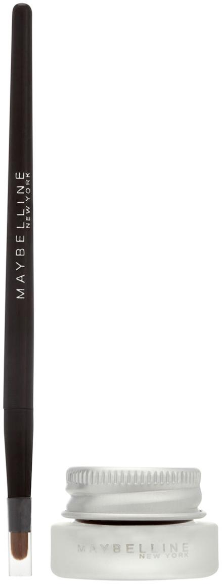 Maybelline New York Гель-лайнер для глаз Lasting Drama, стойкий, черный, 3 гB1855713Высокая конценрация пигментов без добавления масел обеспечивает продолжительный эффект свежего макияжа. Насыщенные оттенки позволяют каждый раз создавать индивидуальный драматический образ. 3 оттенка