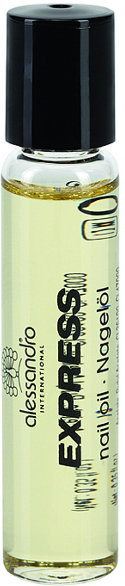 Alessandro Питательное масло для ногтей и кутикулы, 10 мл