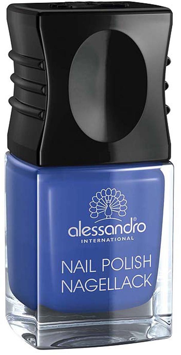 Alessandro Лак для ногтей Nagellack. Deep Ocean Blue, 10 мл77-193Бриллиантовый блеск лаков для ногтей с экстрактом шелка и микрочастицамибриллиантов -настоящее наслаждение для ваших ногтей!Лак для ногтей Alessandro - настоящая концентрация роскоши. Его легко наносить, он исключительно хорошо держится даже после одного нанесения и долго не теряет блеска. Уникальная формула позволяет лаку держаться на ногтях в течение долгого времени. Лак укрепляет структуру ногтя и не вызывает его расслоение.Лак для ногтей Alessandro не содержат формальдегида, а значит, не оказывает вредного воздействия - наоборот, он предотвращают пожелтение ногтей. Характеристики:Объем: 10 мл. Цвет: Deep Ocean Blue. Артикул: 77-193. Производитель: Германия. Товар сертифицирован.Как ухаживать за ногтями: советы эксперта. Статья OZON Гид