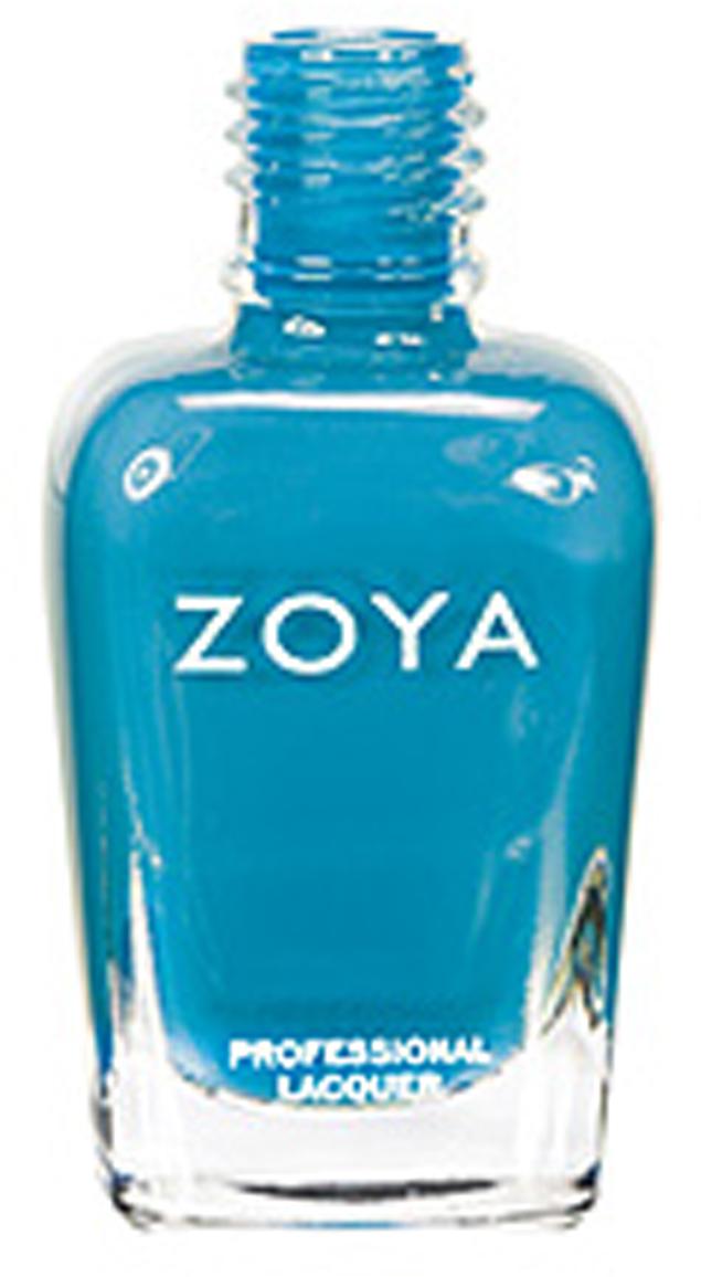 Zoya Лак для ногтей Breezi, тон №557, 15 мл zoya naturel