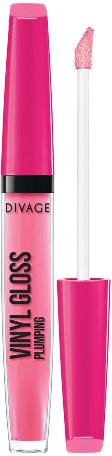 DIVAGE Блеск для губ VINYL GLOSS, тон № 3219, 3 мл219500Divage Vinyl Gloss - ягодно-шоколадный блеск для губ имеет суперлегкую, полупрозрачную текстуру. Нежный и не липкий. Легко и качественно ложится на губы при первом нанесении. Содержит комплекс витаминов, глубоко увлажняющих кожу губ и ухаживающий за ними. Новая весенняя палитра! 7 новых оттенков! Сияние цвета с легким мерцающим эффектом. Характеристики:Объем: 3 мл. Тон: №3219. Производитель: Россия. Артикул:219500. Товар сертифицирован.