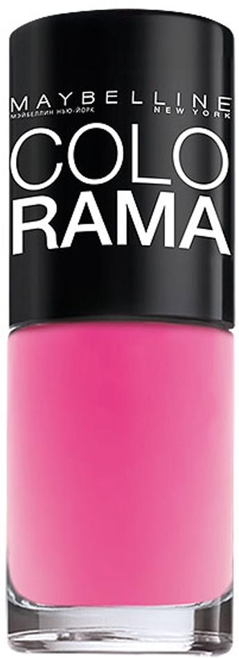 "Maybelline New York Лак для ногтей ""Colorama"", оттенок 262, Розы Амстердама, 7 мл"