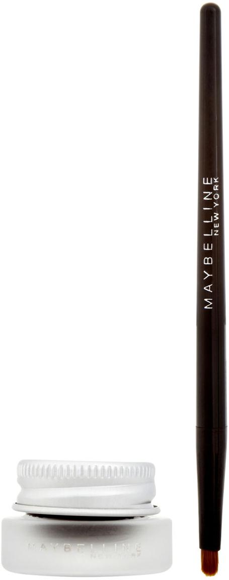 Maybelline New York Гель-лайнер для глаз Lasting Drama, стойкий, cтальной черный, 3 гB1933913Высокая концентрация пигментов без добавления масел обеспечивает продолжительный эффект свежего макияжа. Насыщенные оттенки позволяют каждый раз создавать индивидуальный драматический образ.