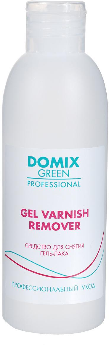 Domix Green Professional Средство для снятия гель-лака, 200 мл