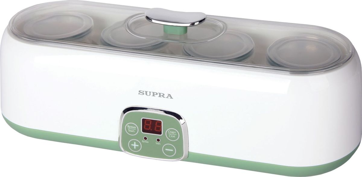 Supra YGS-8014, White йогуртница - Йогуртницы
