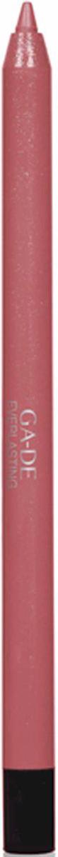 GA-DE Карандаш для губ Everlasting, тон № 87, 0,5 г122500087Плотная силиконовая текстура. Матовые и глянцевые оттенки. Устойчивая формула. Аргановое масло защищает кожу губ и обеспечивает мягкое и комфортное нанесение. Силиконовый карандаш корректирует контур губ. Он проводит чуть матовую линию, заполняет собой морщинки и не дает помаде или блеску растекаться. Хорошо подходят для использования летом и во время отпуска, так как не будет растекаться под воздействием солнца и жары.