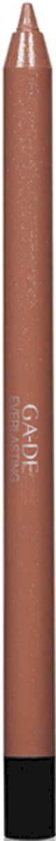 GA-DE Карандаш для губ Everlasting, тон № 88, 0,5 г122500088Плотная силиконовая текстура. Матовые и глянцевые оттенки. Устойчивая формула. Аргановое масло защищает кожу губ и обеспечивает мягкое и комфортное нанесение. Силиконовый карандаш корректирует контур губ. Он проводит чуть матовую линию, заполняет собой морщинки и не дает помаде или блеску растекаться. Хорошо подходят для использования летом и во время отпуска, так как не будет растекаться под воздействием солнца и жары.