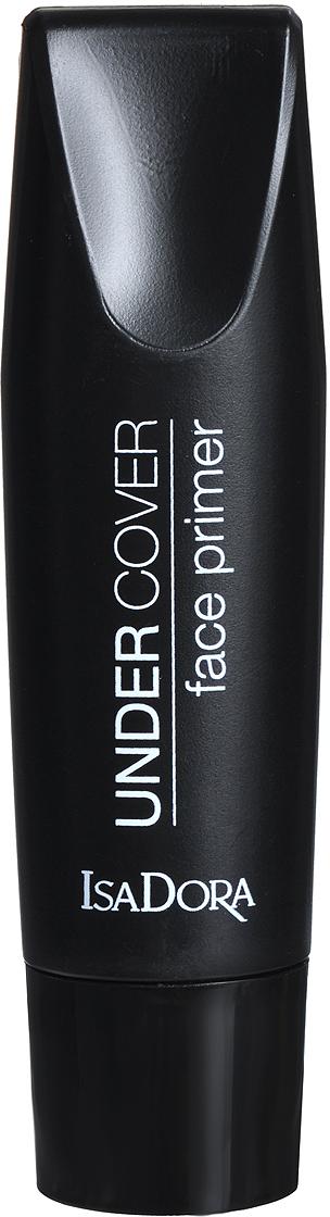 Isa Dora База под макияж Under Cover Face Primer, 30 мл база под макияж isadora protect face primer spf 30 30 мл