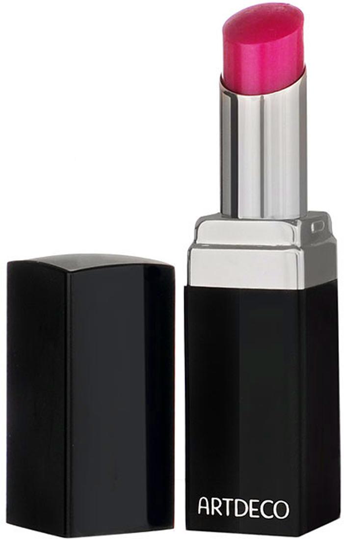 Artdeco Помада для губ Color Lip Shine, тон №52, 2,9 г121.52Формула помады Artdeco Color Lip Shine насыщена ланолином, касторовым маслом, кальцием и воском, что дает гладкое и мягкое нанесение, комфорт и ухоженный вид. Ланолин смягчает и питает губы. Касторовое масло смягчает и увлажняет. Кальций укрепляет. Воск обеспечивает пластичность, скольжение, гладкость и защиту.Товар сертифицирован.