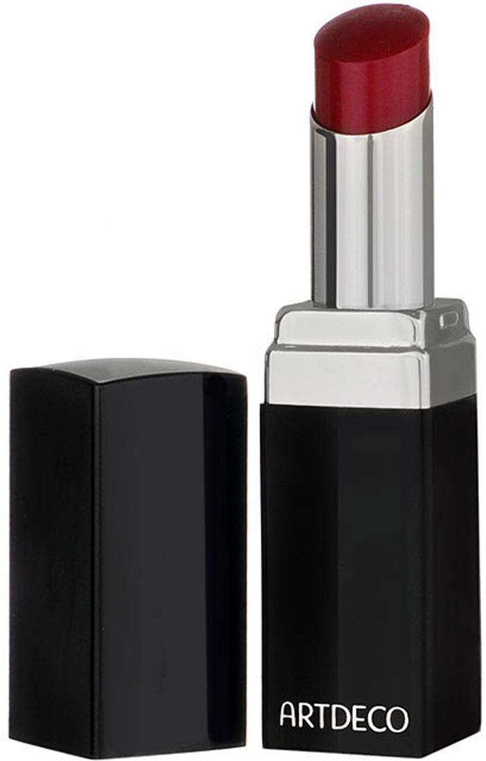 Artdeco Помада для губ Color Lip Shine, тон №34, 2.9 г121.34Формула помады Artdeco Color Lip Shine насыщена ланолином, касторовым маслом, кальцием и воском, что дает гладкое и мягкое нанесение, комфорт и ухоженный вид. Ланолин смягчает и питает губы. Касторовое масло смягчает и увлажняет. Кальций укрепляет. Воск обеспечивает пластичность, скольжение, гладкость и защиту.Товар сертифицирован.
