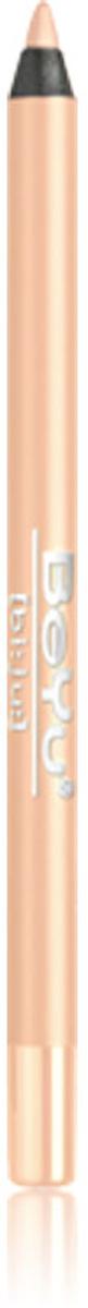 BeYu Карандаш для губ, универсальный, тон №512, 1,2 г34.512Мягкая текстура карандаша Soft Liner легко и приятно наносится на нежную кожу губ. Благодаря стойкой формуле карандаш фиксируется уже через минуту и становится водостойким. При этом при необходимости он легко растушевывается. Широкая цветовая палитра дает возможность идеально подобрать карандаш к помаде, а удобная пластиковая упаковка защищает грифель от сколов. Товар сертифицирован.