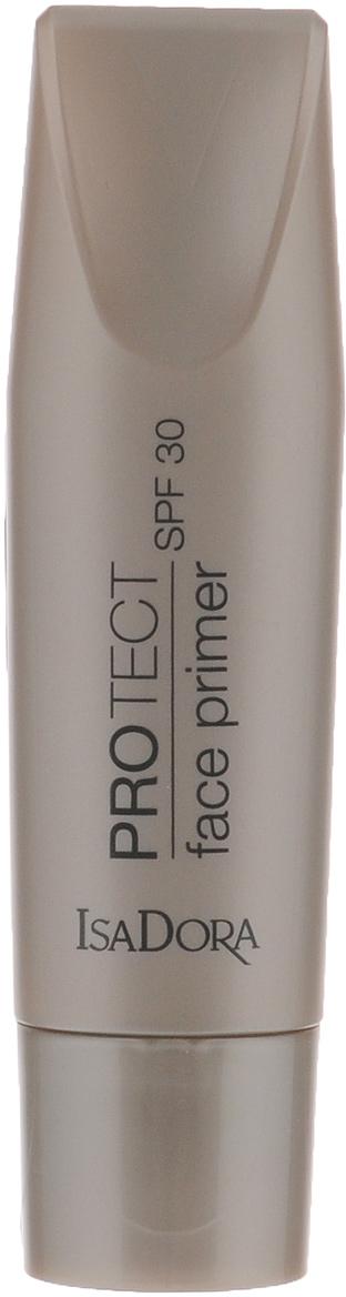 Isa Dora База под макияж ProTect Face Primer, SPF 30, 30 мл база под макияж isadora protect face primer spf 30 30 мл