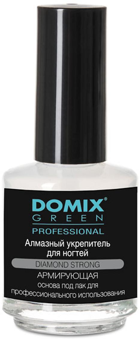 Domix Green Professional Алмазный укрепитель для ногтей, 17 мл лосьон domix green professional warm manicure lotion