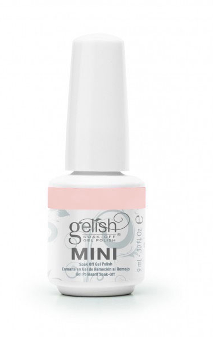 "Gelish Mini Гель-лак 04201 ""Прозрачная ткань"", 9 мл"