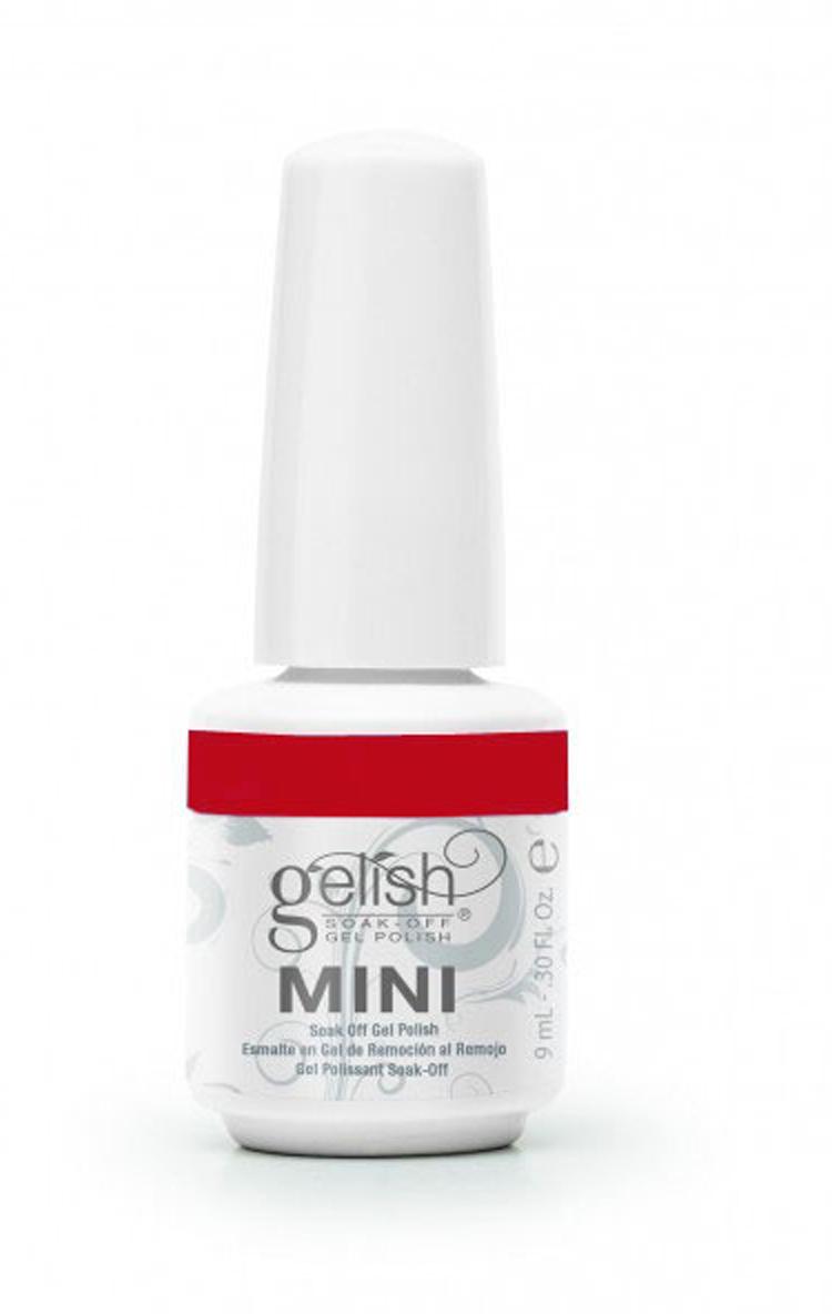 "Gelish Mini Гель-лак 04272 ""Горячий красный красавчик"", 9 мл"