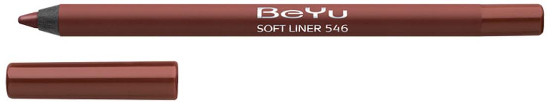 BeYu Карандаш универсальный для губ № 546, 1,2 гр34.546Стойкий универсальный карандаш. Мягкая текстура легко и приятно наносится на нежную кожу губ. Насыщенный ровный цвет и широкая цветовая гамма оттенков. Стойкая формула, быстрая фиксация, водостойкость. Упакован в пластике - грифель при затачивании или падении не ломается. Легко растушевываются кисточкой или подушечкой пальца – в результате стойкая матовая помада на губах. Гипо-аллергенная формула.
