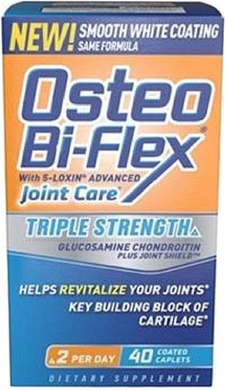 Остео би-флекс таблетки 1680 мг №40 анаприлин таблетки 40 мг 28шт