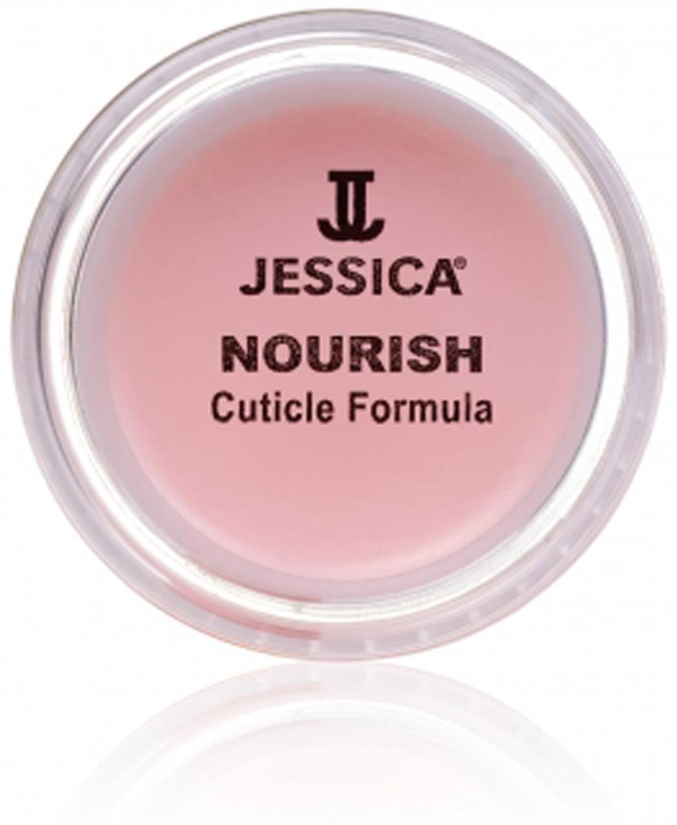 Jessica Крем для ухода за кутикулой с антиоксидантами Nourish 7 мл лак для ногтей jessica jessica collection coral symphony 877