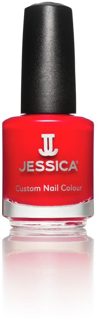 Jessica Лак для ногтей, оттенок 120 Royal Red, 14,8 млUPC 120Лаки JESSICA содержат витамины A, Д и Е, обеспечивают дополнительную защиту ногтей и усиливают терапевтическое воздействие базовых средств и средств-корректоров.