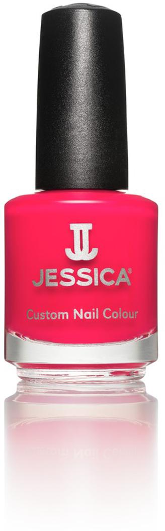 Jessica Лак для ногтей, оттенок 333 Daring, 14,8 млUPC 333Лаки JESSICA содержат витамины A, Д и Е, обеспечивают дополнительную защиту ногтей и усиливают терапевтическое воздействие базовых средств и средств-корректоров.