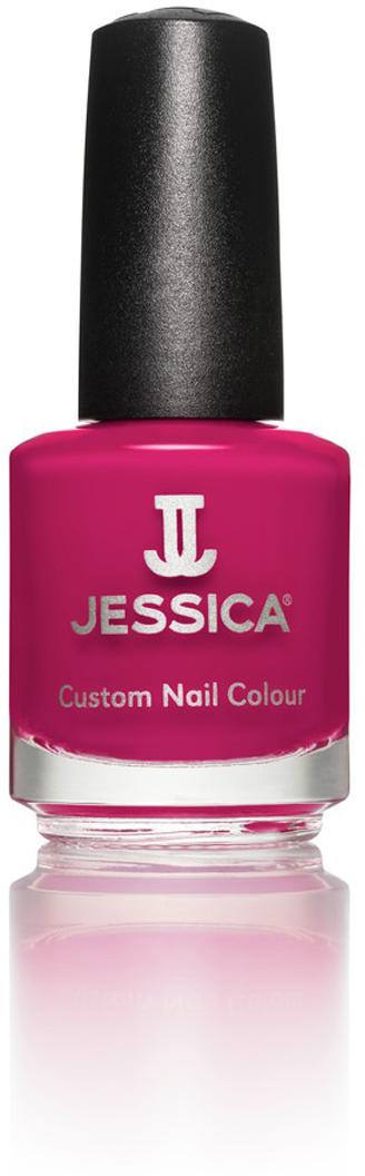 Jessica Лак для ногтей, оттенок 485 Blushing Princess, 14,8 млUPC 485Лаки JESSICA содержат витамины A, Д и Е, обеспечивают дополнительную защиту ногтей и усиливают терапевтическое воздействие базовых средств и средств-корректоров.