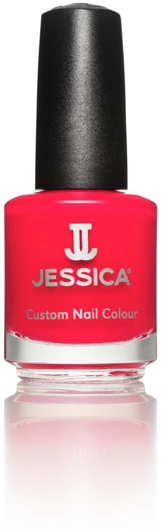 Jessica Лак для ногтей, оттенок 670 Seductress, 14,8 млUPC 670Лаки JESSICA содержат витамины A, Д и Е, обеспечивают дополнительную защиту ногтей и усиливают терапевтическое воздействие базовых средств и средств-корректоров.