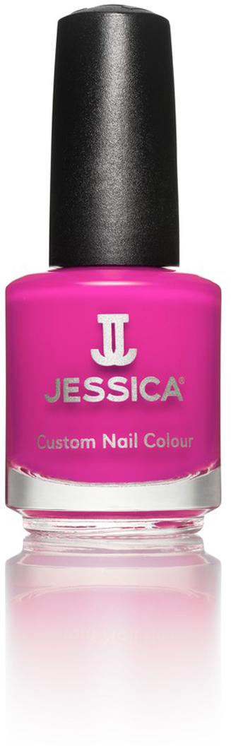 Jessica Лак для ногтей, оттенок 715 Dased Dahlia, 14,8 млUPC 715Лаки JESSICA содержат витамины A, Д и Е, обеспечивают дополнительную защиту ногтей и усиливают терапевтическое воздействие базовых средств и средств-корректоров.