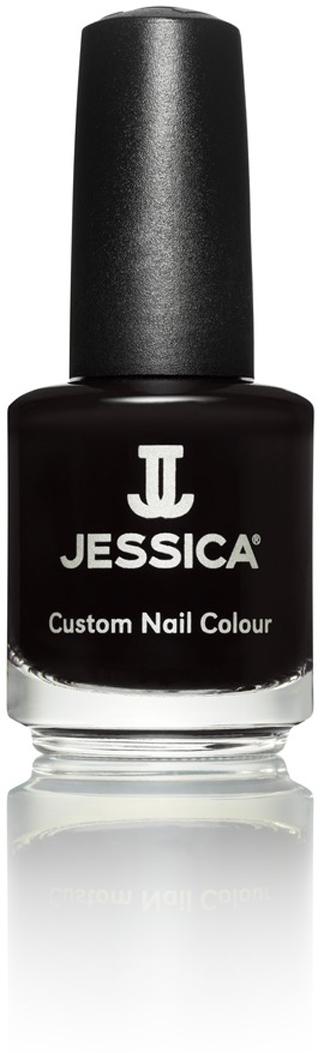 Jessica Лак для ногтей, оттенок 759 Black Matte, 14,8 млUPC 759Лаки JESSICA содержат витамины A, Д и Е, обеспечивают дополнительную защиту ногтей и усиливают терапевтическое воздействие базовых средств и средств-корректоров.