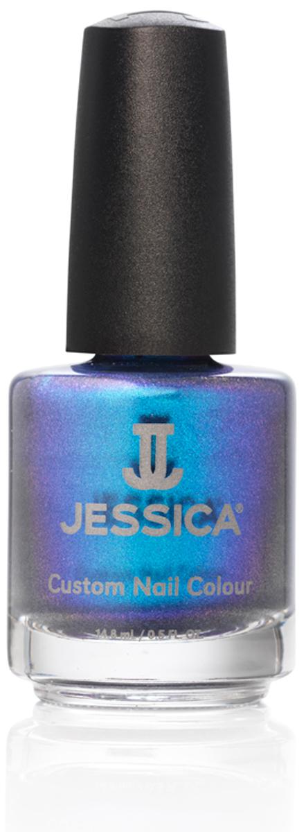 Jessica Лак для ногтей 945 Krishna Blue 14,8 млB2255502Лаки JESSICA содержат витамины A, Д и Е, обеспечивают дополнительную защиту ногтей и усиливают терапевтическое воздействие базовых средств и средств-корректоров.Как ухаживать за ногтями: советы эксперта. Статья OZON Гид
