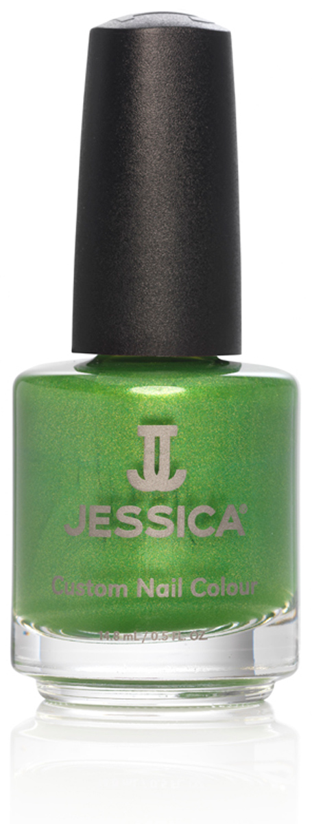 Jessica Лак для ногтей 949 Bollywood Bold 14,8 мл jessica лак для ногтей hotter than hibiscus jessica custom nail colour upc 714 14 8 мл