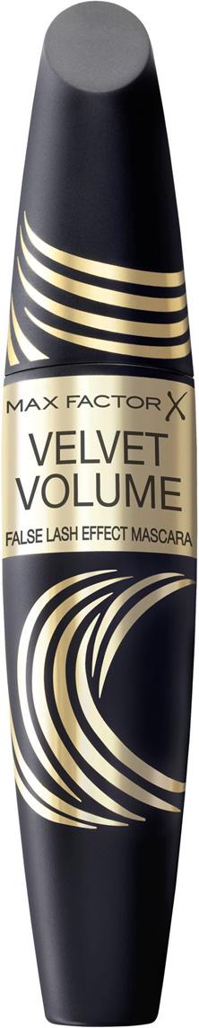 Max Factor Тушь c эффектом накладных ресниц False Lash Effect Velvet Volume Тон black brown max factor тушь c эффектом накладных ресниц false lash effect velvet volume тон black
