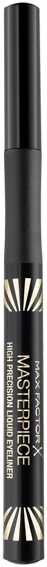 Max Factor Подводка-маркер Masterpiece High Precision Liquid Eyeliner Тон velvet black max factor false lash effect fusion тушь для ресниц с эффектом накладных ресниц black brown