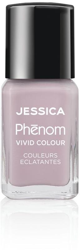Jessica Phenom Лак для ногтей Vivid Colour Pretty in Pearls № 02, 15 млPHEN-002Система покрытия ногтей Phenom обеспечивает быстрое высыхание, обладает стойкостью до 10 дней и имеет блеск гель-лака. Не нуждается в использовании LED/UV ламп. Легко удаляется, как обычный лак для ногтей. Покрытия JESSICA Phenom являются 5-Free и не содержат формальдегид, формальдегидных смол, толуола, дибутилфталат и камфору.Как наносить: Система Phenom – это великолепный маникюр за 1-2-3 шага:ШАГ 1: Базовое покрытие – нанесите в два слоя базовое средство JESSICA, подходящее Вашему типу ногтевой пластины. ШАГ 2: Цвет – нанесите в два слоя любой оттенок Phenom Vivid Colour. ШАГ 3: Закрепление – нанесите в один слой Phenom Finale Shine Topcoat для получения блеска гель-лака.Как ухаживать за ногтями: советы эксперта. Статья OZON Гид