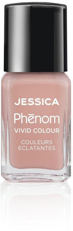 Jessica Phenom Лак для ногтей Vivid Colour First Love № 04, 15 мл jessica лак для ногтей starry eyed – pale pink jessica custom nail colour upc 647 14 8 мл