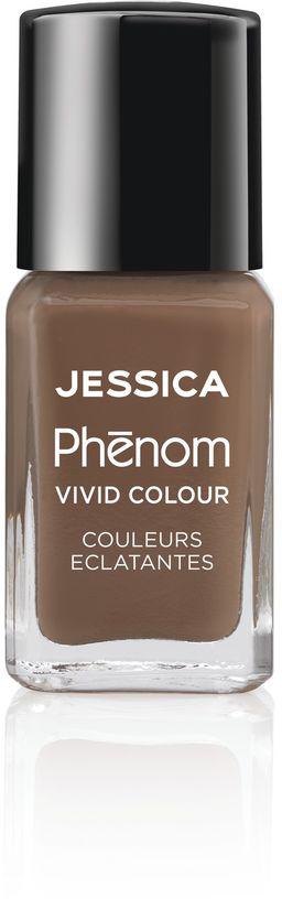 Jessica Phenom Лак для ногтей Vivid Colour Cashmere Creme № 13, 15 млPHEN-013Система покрытия ногтей Phenom обеспечивает быстрое высыхание, обладает стойкостью до 10 дней и имеет блеск гель-лака. Не нуждается в использовании LED/UV ламп. Легко удаляется, как обычный лак для ногтей. Покрытия JESSICA Phenom являются 5-Free и не содержат формальдегид, формальдегидных смол, толуола, дибутилфталат и камфору.Как наносить: Система Phenom – это великолепный маникюр за 1-2-3 шага:ШАГ 1: Базовое покрытие – нанесите в два слоя базовое средство JESSICA, подходящее Вашему типу ногтевой пластины. ШАГ 2: Цвет – нанесите в два слоя любой оттенок Phenom Vivid Colour. ШАГ 3: Закрепление – нанесите в один слой Phenom Finale Shine Topcoat для получения блеска гель-лака.Как ухаживать за ногтями: советы эксперта. Статья OZON Гид