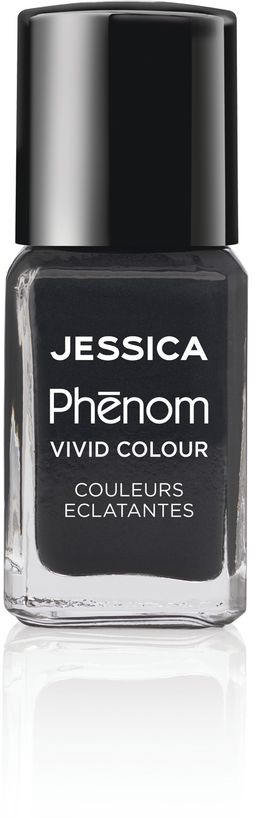 Jessica Phenom Лак для ногтей Vivid Colour Caviar Dreams № 14, 15 млPHEN-014Система покрытия ногтей Phenom обеспечивает быстрое высыхание, обладает стойкостью до 10 дней и имеет блеск гель-лака. Не нуждается в использовании LED/UV ламп. Легко удаляется, как обычный лак для ногтей. Покрытия JESSICA Phenom являются 5-Free и не содержат формальдегид, формальдегидных смол, толуола, дибутилфталат и камфору.Как наносить: Система Phenom – это великолепный маникюр за 1-2-3 шага:ШАГ 1: Базовое покрытие – нанесите в два слоя базовое средство JESSICA, подходящее Вашему типу ногтевой пластины. ШАГ 2: Цвет – нанесите в два слоя любой оттенок Phenom Vivid Colour. ШАГ 3: Закрепление – нанесите в один слой Phenom Finale Shine Topcoat для получения блеска гель-лака.Как ухаживать за ногтями: советы эксперта. Статья OZON Гид