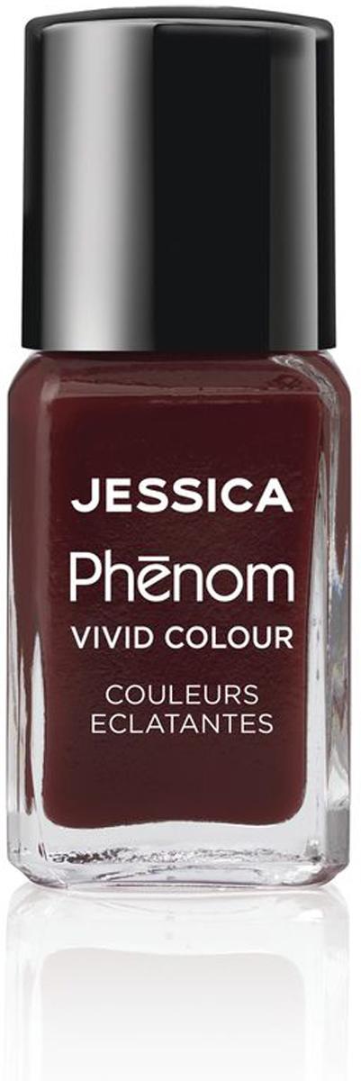 Jessica Phenom Лак для ногтей Vivid Colour Well Bred № 15, 15 млPHEN-015Система покрытия ногтей Phenom обеспечивает быстрое высыхание, обладает стойкостью до 10 дней и имеет блеск гель-лака. Не нуждается в использовании LED/UV ламп. Легко удаляется, как обычный лак для ногтей. Покрытия JESSICA Phenom являются 5-Free и не содержат формальдегид, формальдегидных смол, толуола, дибутилфталат и камфору.Как наносить: Система Phenom – это великолепный маникюр за 1-2-3 шага:ШАГ 1: Базовое покрытие – нанесите в два слоя базовое средство JESSICA, подходящее Вашему типу ногтевой пластины. ШАГ 2: Цвет – нанесите в два слоя любой оттенок Phenom Vivid Colour. ШАГ 3: Закрепление – нанесите в один слой Phenom Finale Shine Topcoat для получения блеска гель-лака.Как ухаживать за ногтями: советы эксперта. Статья OZON Гид