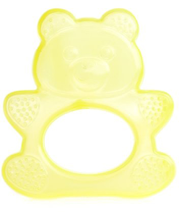 Пластмастер Прорезыватель Воздушный цвет желтый пластмастер прорезыватель миша цвет желтый
